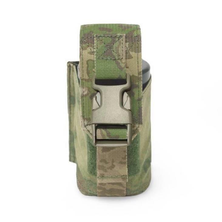 Warrior Single Smoke A-TACS FG