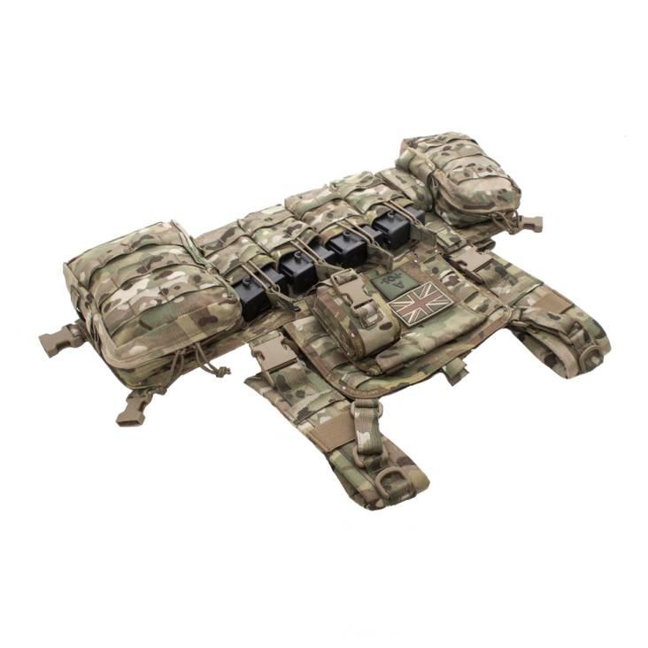 Warrior 901 G36 MultiCam