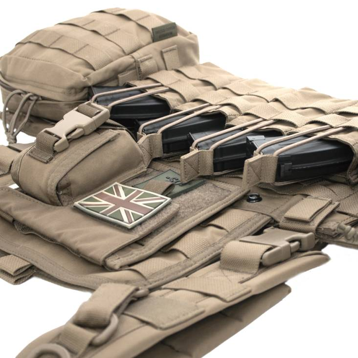 Warrior 901 AK Coyote Tan