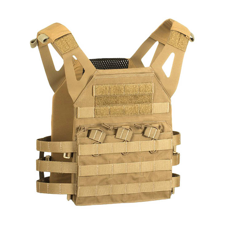Crye Precision Jumpable Plate Carrier Coyote Tan
