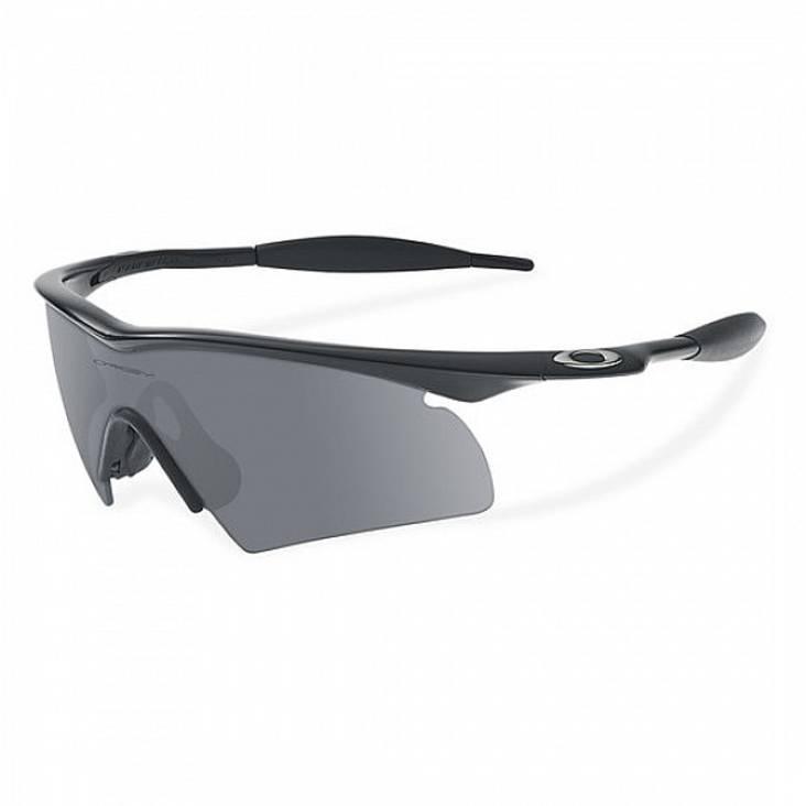 Oakley SI M Frame Strike L Black Grey