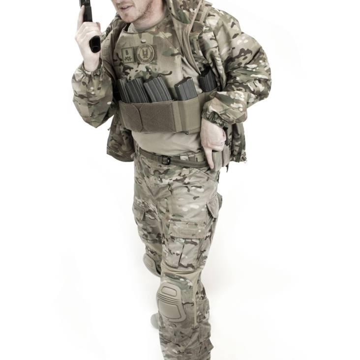 Warrior Covert Plate Carrier Mk1 MultiCam