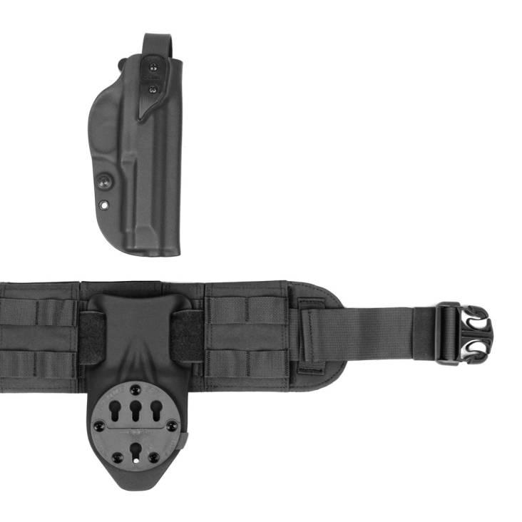 Warrior Gunfighter Belt Black