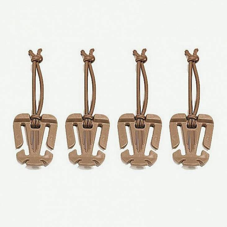 ITW Web Dominator Set of 4 Coyote Tan