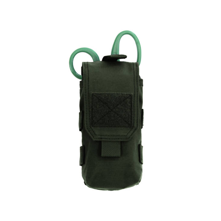 Warrior Individual First Aid Pouch Olive Drab