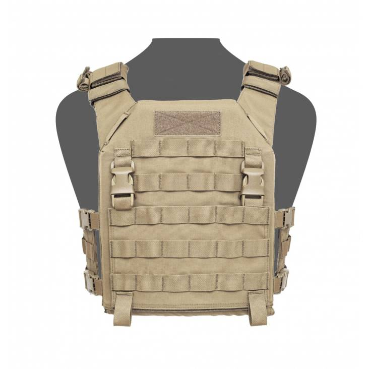 Warrior Recon Plate Carrier SAPI Coyote Tan