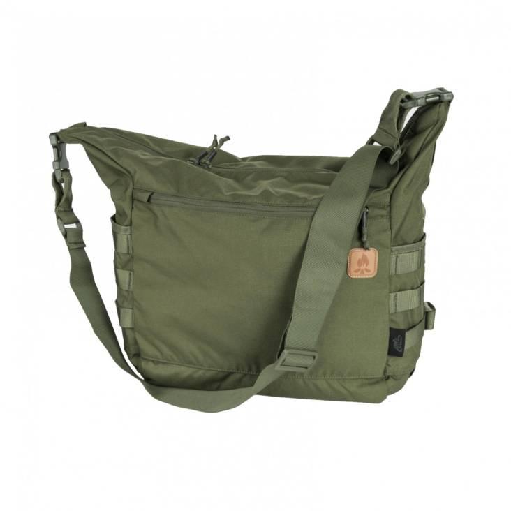 Helikon Bushcraft Satchel Bag Olive Green
