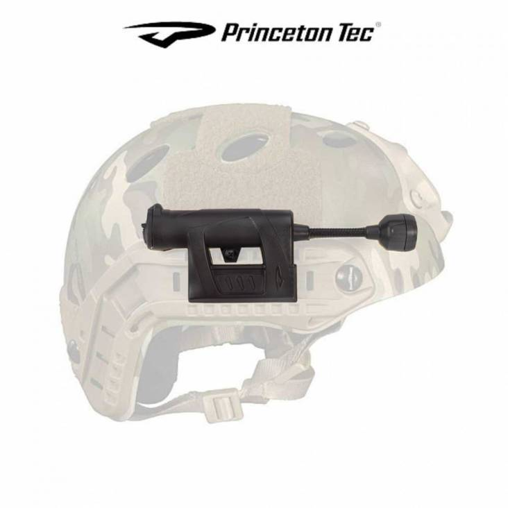 Princeton Tec Charge Head Torch Black With R/G/I.R. LEDs