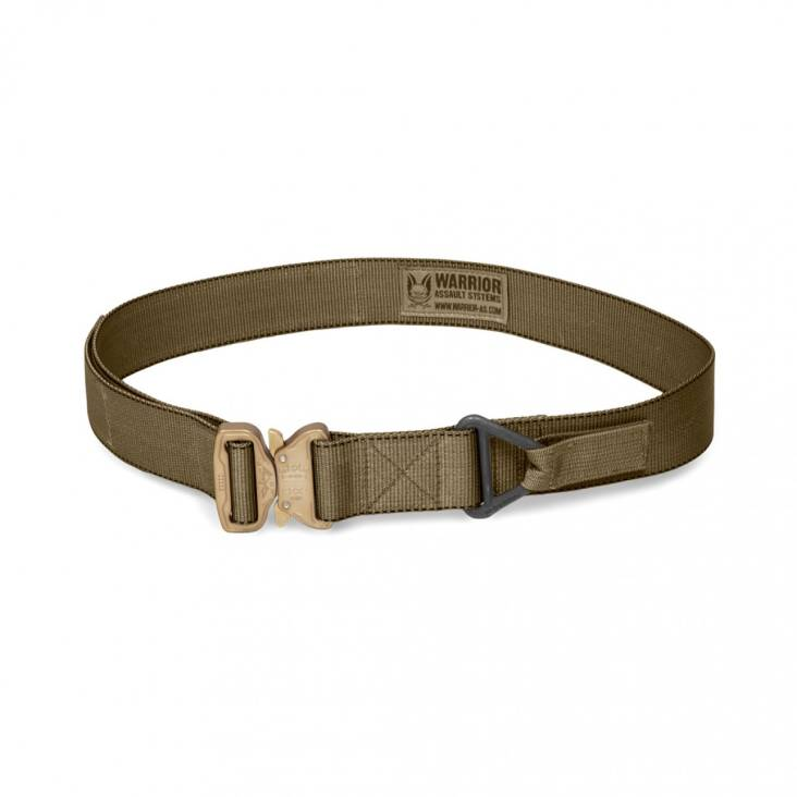 Warrior Cobra Rigger Belt Coyote Tan