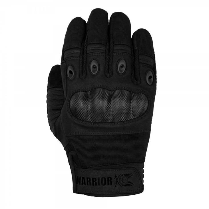 Warrior Omega Hard Knuckle Glove Black