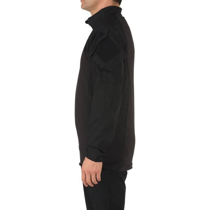 5.11 Rapid Assault Shirt Black