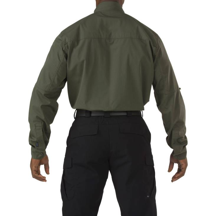 5.11 Stryke Shirt Long Sleeve TDU Green