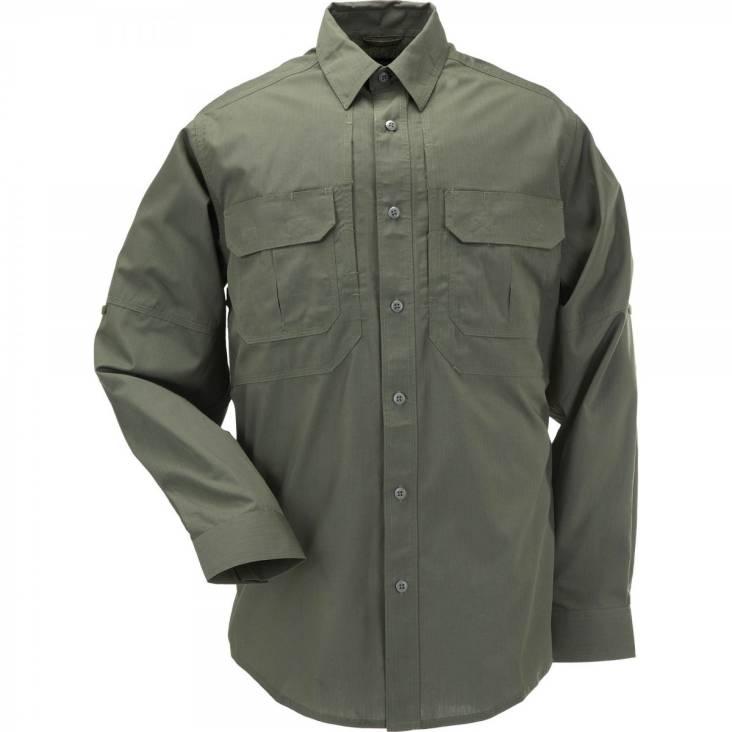 5.11 Taclite Pro Long Sleeve Shirt TDU Green