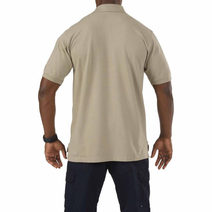 5.11 Professional Polo Silver Tan