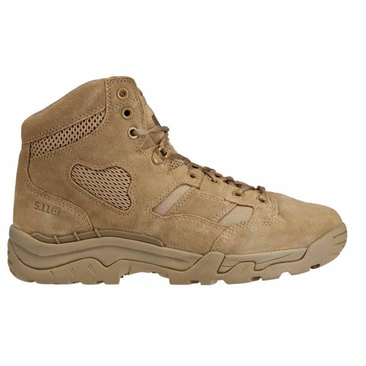 """5.11 Taclite Coyote Tactical Boots 6"""" Coyote Tan"""