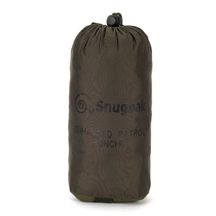 Snugpak Enhanced Patrol Poncho Olive