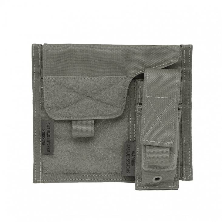 Warrior Large Admin Panel with Pouch Ranger Green