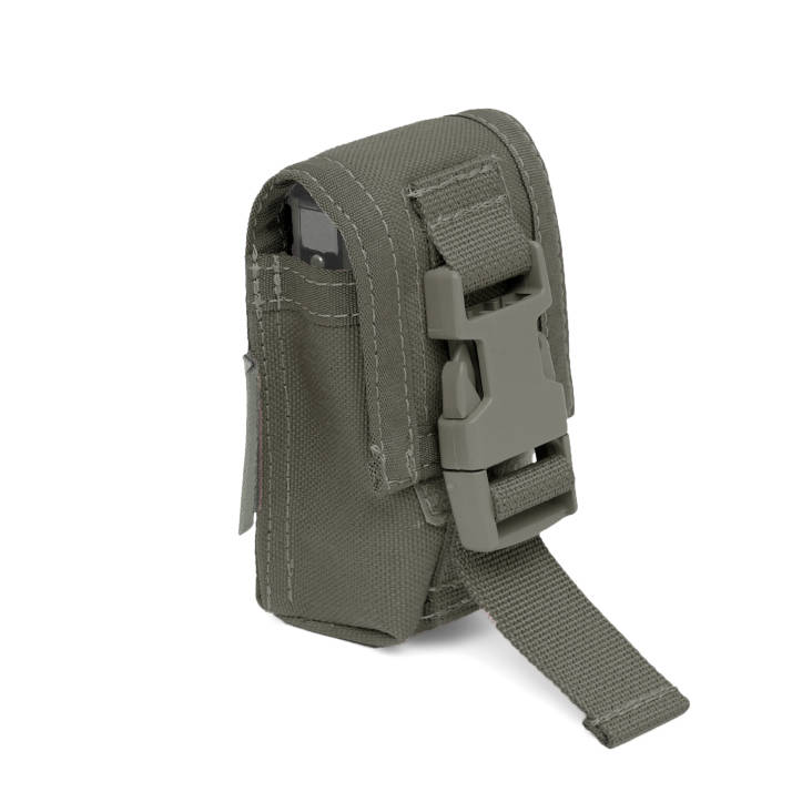 Warrior Strobe Compass Pouch Ranger Green