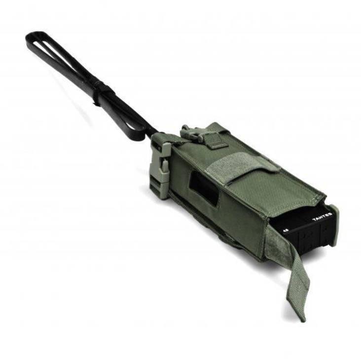 Warrior MBITR Radio Pouch Gen 2 Olive Drab