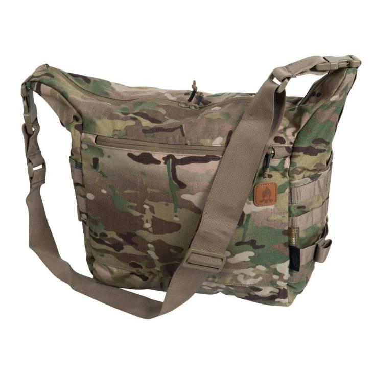 Helikon Bushcraft Satchel Bag Multicam