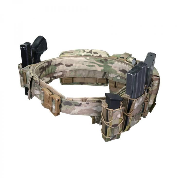 Warrior Low Profile Direct Action Mk1 Shooters Belt MultiCam