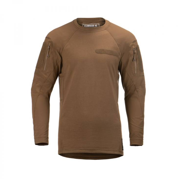 Mk.II Instructor Shirt LS Coyote
