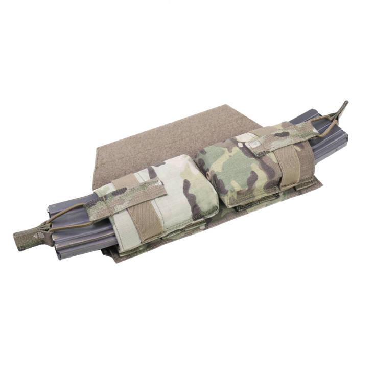 Warrior Horizontal Velcro MOLLE Panel Multicam