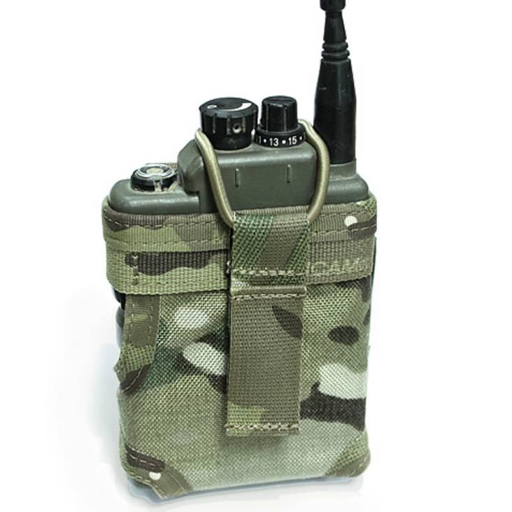 Warrior Personal Radio Pouch MultiCam