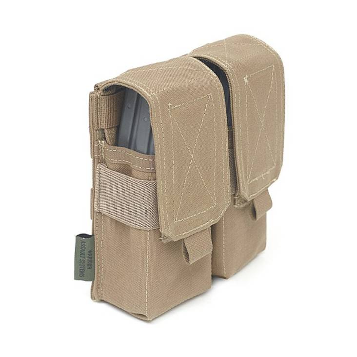 Warrior Double M4 5.56mm Coyote Tan