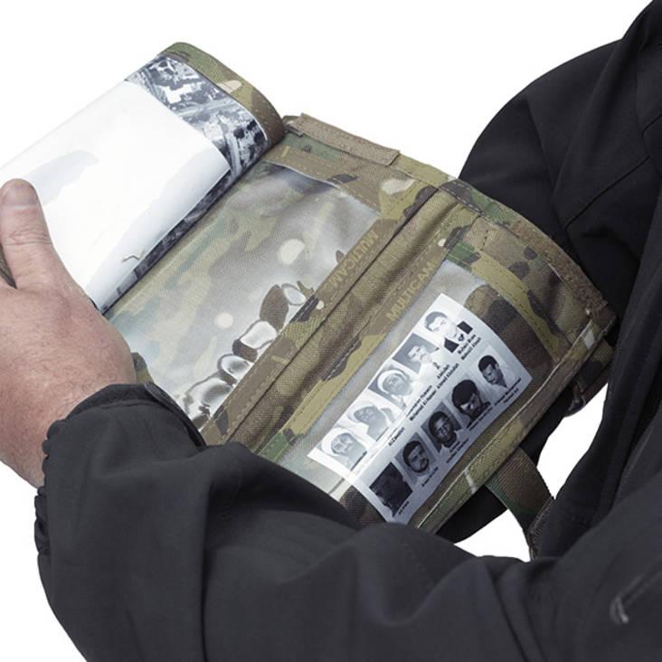 Warrior Tactical Wrist Case MultiCam
