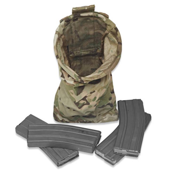 Warrior Slimline Foldable Dump MultiCam