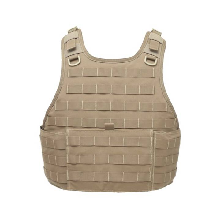 Warrior RICAS Compact Base Coyote Tan