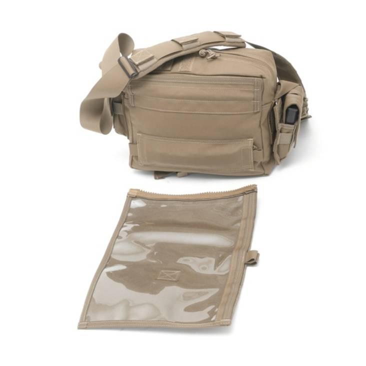 Warrior Low Profile Grab Bag Coyote Tan