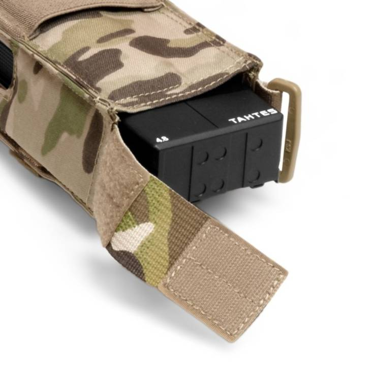 Warrior MBITR Radio Pouch Gen 2 MultiCam