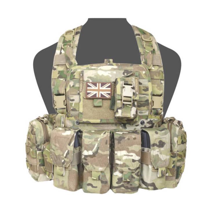 Warrior 901 Bravo M4 MultiCam