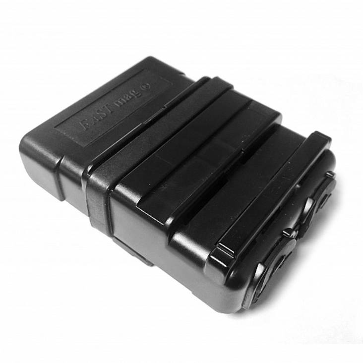 ITW FastMag 5.56mm Magazine Pouch Gen 4 For Belts and Rigs Black