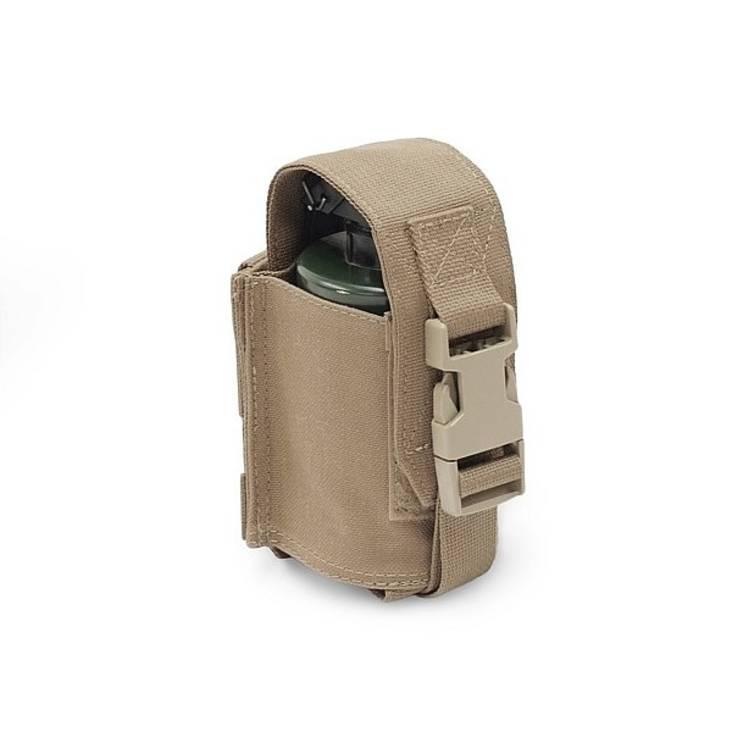 Warrior Smoke Grenade Pouch Gen 2 Coyote Tan
