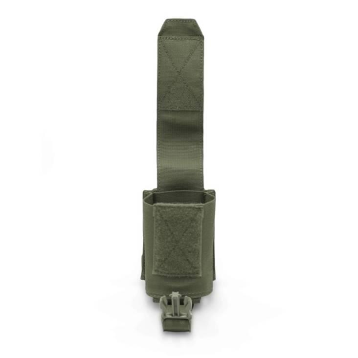Warrior Single Smoke Gen 2 Olive Drab