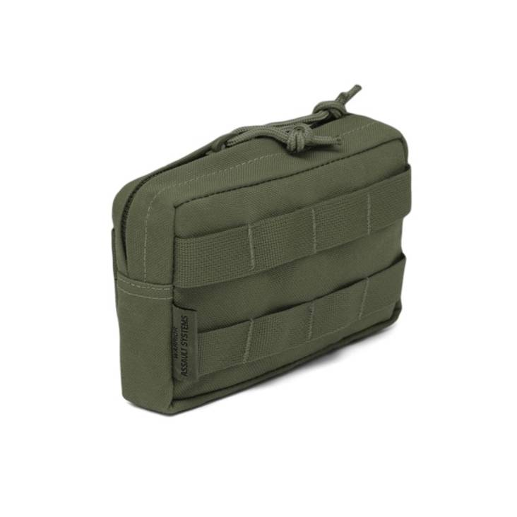 Warrior Small Horizontal MOLLE Olive Drab