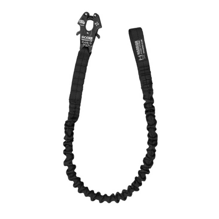 Warrior Personal Retention Lanyard Black