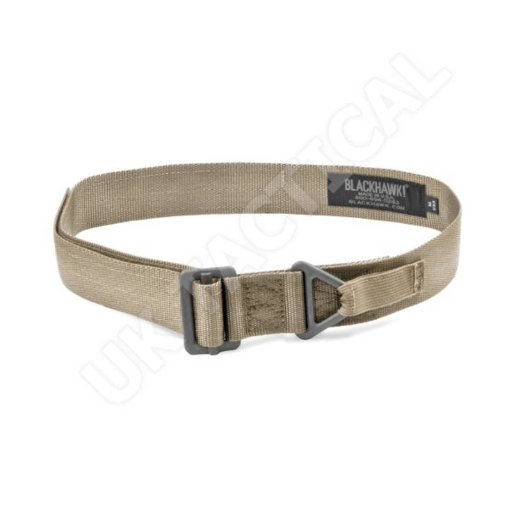 Blackhawk Riggers Belt Desert Brown