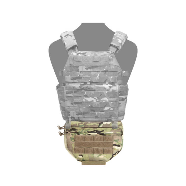 Warrior Elite Ops DCS Plate Carrier With 3 x Quick Mags MC