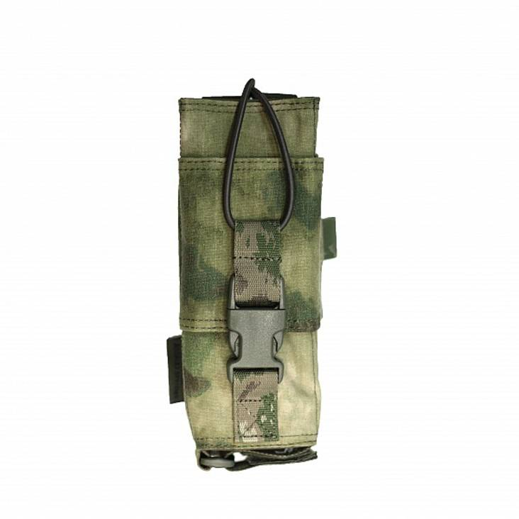 Warrior MBITR Radio Pouch Gen 1 A-TACS FG