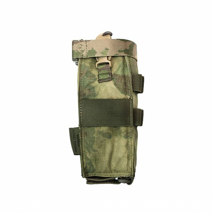 Warrior MBITR Radio Pouch Gen 2 A-TACS FG
