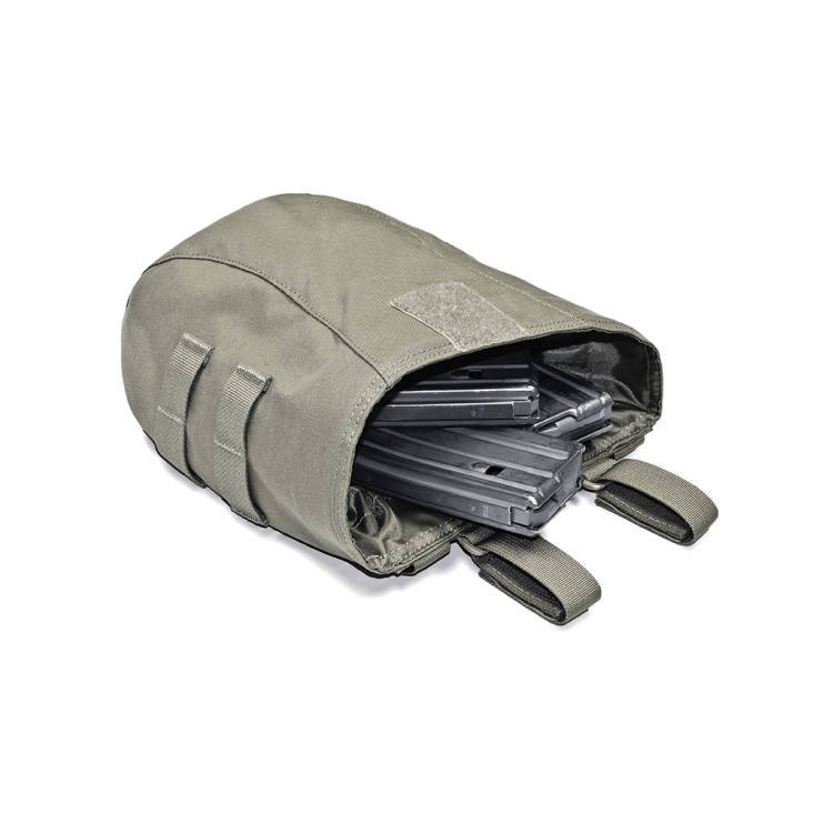 Warrior Roll Up Dump Pouch - Gen 2 Ranger Green