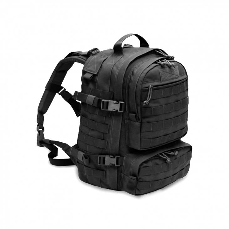 Warrior Pegasus Bag Day Sack Black