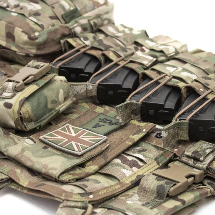 Warrior 901 AK MultiCam
