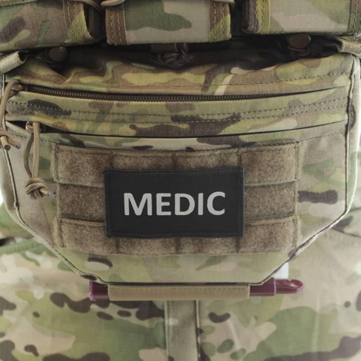 Warrior Drop Down Utility Pouch Multicam