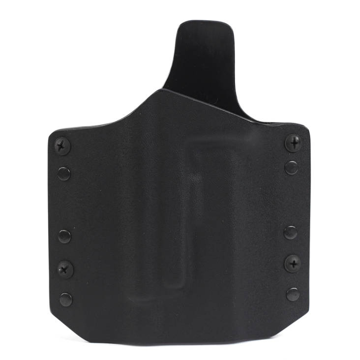 ARES Kydex Holster Glock-17/19 TLR-1/TLR-2 Weapon Lights - Black