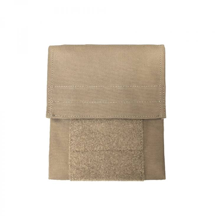 Warrior Side Armour Pouch 1 set of 2 Pouches Rapter Coyote Tan